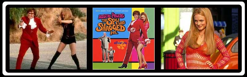 Austin Powers. The Spy Who Shagged Me. More Music From The Motion Picture