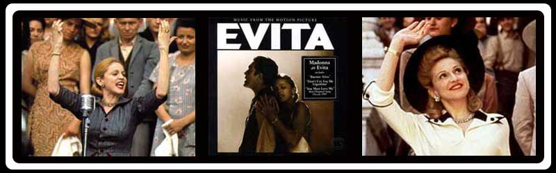 Music from the Motion Picture Evita