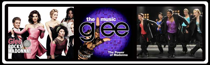 Glee - The Music the Power of Madonna