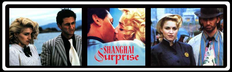 Music from the Motion Picture Shanghai Surprise
