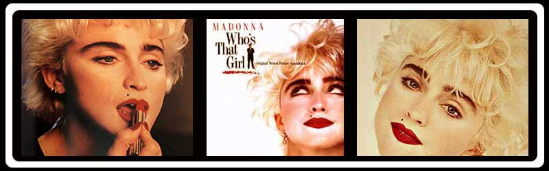 Who's That Girl. Original Motion Picture Soundtrack
