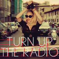 Фото из клипа Turn Up The Radio